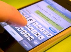 All The Text Message Acronyms You Ever Wanted To Know