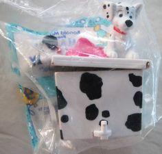 101 dalmations 1993-1994? Mcdonalds toy