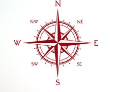 large compass rose stencil - Google Search