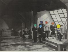 John Baldessari - Studio, 1988