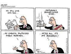 Joel Pett Editorial Cartoon, December 20, 2016     on GoComics.com