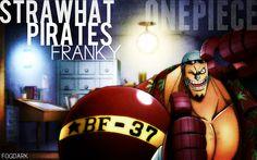 Straw Hat Pirates, Franky