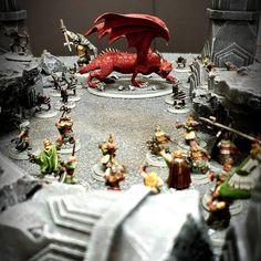 #tabletop #tabletopart #dwarves #zwerge #miniatures #miniaturespainting #herrderringe #gamesworkshoplotr #gamesworkshop #geländebau… Op Art, Maximilian, Ring Game, Warhammer Fantasy, Gw, Lord Of The Rings, Tolkien, Lotr, Tabletop