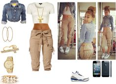 A fashion look from December 2012 featuring gray t shirt, cropped jacket and beige pants. Browse and shop related looks. Beige Pants, Capri Pants, Fashion Looks, Shorts, Grey, Polyvore, T Shirt, Jackets, Shopping