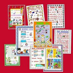 Canciones infantiles con pictogramas para cantar en clase