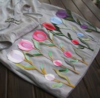 applique on altered sweatshirts - Google Search