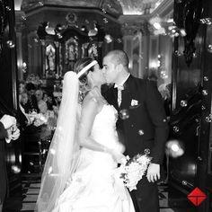 Linda foto do casal Tatiana e Tiago!   Participe! Durante o Mês das Noivas vamos homenagear os noivos mais felizes do mundo! Envie sua foto para redessociais@tecnisa.com.br as melhores fotos serão publicadas em nosso Álbum - Mês das Noivas.