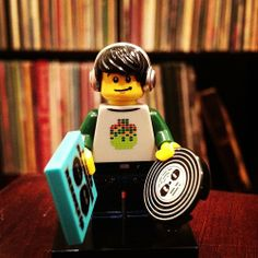 Lego DJ