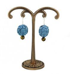 Earrings 'Sea' Sea, Jewellery, Earrings, Ear Rings, Jewels, Stud Earrings, Schmuck, Ear Piercings, The Ocean
