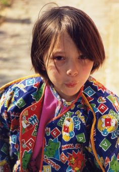 1997: Vendbar jakke i vatteret stof
