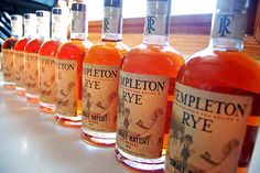 Templeton Rye. Heard good things about this one. Use to only be able to get it in Iowa at one time. Don't know if hats still true...