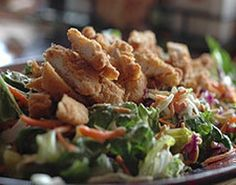 Copy Cat - Applebee's Oriental Chicken Salad