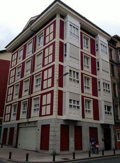Edificio rehabilitado #rehabilitacionenergetica
