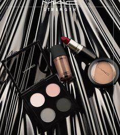 Mac Cosmetics 2013 Collections | MAC cosmetics Strengh collection printemps 2013 - Addictshoppeuse