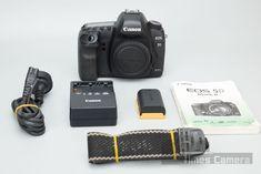 Canon EOS 5D Mark II 5D2 Mark2 20.2MP Full Frame DSLR Camera Body Digital SLR
