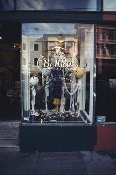The BellJar in SF, everything girly- Window by @Kylea Borges