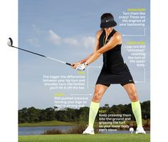 Golf is a lot more fun when you're splitting fairways. These four driving secrets helped me win last year's U.S. Women's Open. Use my moves to blast it farther and straighter than ever. I've been driving it past most of the girls I've played against (and some of the boys) since I was 13. I'm 25 now, and my tee game has gotten better as I've grown older. I'm lucky. I'm six feet tall with long arms and legs—my body was built to create swing speed. But you have to be long and straight to make…