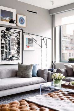5 Surprisingly Perfect Pieces For a Small Living Room