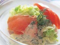 キャベツとスモークサーモンのサラダレシピ 講師は城川 朝さん|使える料理レシピ集 みんなのきょうの料理 NHKエデュケーショナル