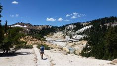 Bumpass Hell, Lassen Volcanic National Park, California Great American Road Trip, National Parks Usa, Mount Rainier, California, Mountains, Live, Pictures, Travel, Photos