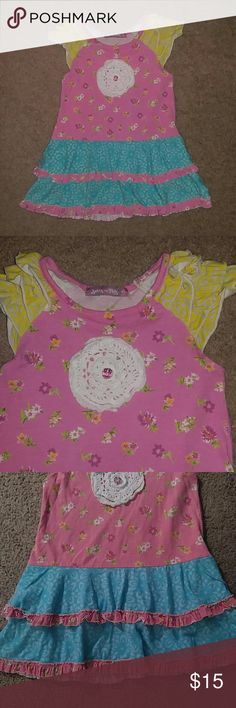 Jelly the Pug boutique brand dress Jelly the Pug boutique dress  Size 4T Jelly the Pug Dresses