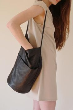 ARE Studio Buoy Bag - Onyx | Garmentory