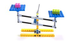 EVEN BALANCE : LEGO Technic