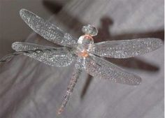 Dragonfly patio lights