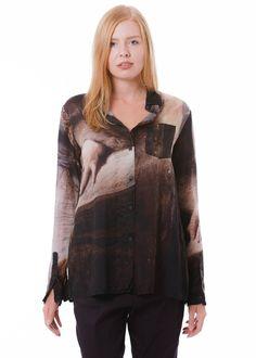 Bluse von RUNDHOLZ bei nobananas mode #nobananas #rundholz #rundholzblacklabel…