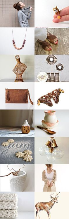 Autumn Slumber by Michelle on Etsy--Pinned with TreasuryPin.com