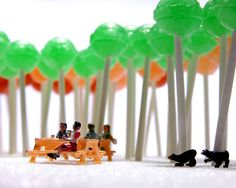 Beautiful Miniatures World from Kristi McMurray