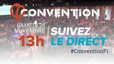 EN DIRECT - Convention de la France insoumise (samedi) - #ConventionFi