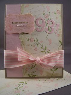 homemade cards   Handmade Cards Make It Personal - Stamping Country
