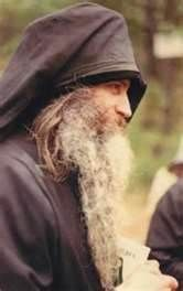 """Everything in this life passes away — only God remains, only He is worth struggling towards. We have a choice: to follow the way of this world, of the society that surrounds us, and thereby find ourselves outside of God; or to choose the way of life, to choose God Who calls us and for Whom our heart is searching.""   Fr. Seraphim Rose (+1982)"