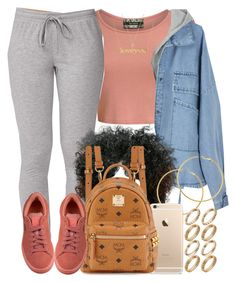 """""""Had this draft for ages """" by livelifefreelyy ❤ liked on Polyvore featuring Pilot, Forever 21, Melissa Odabash, MCM, Jennifer Meyer Jewelry, Gucci and ASOS"""