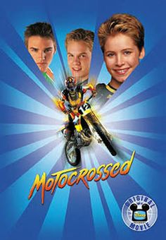 Motocrossed (TV 2001) DVD - Movie Night DVD