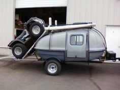 Off-Road Travel Trailer
