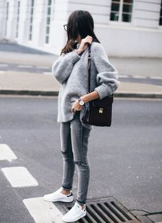 "fashionn-enthusiast: "" Sweater Bag """