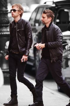 Matt and Dom-MUSE style