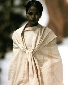 Yohji Yamamoto S/S 1993.