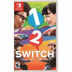 1-2-Switch - Nintendo Switch - Front Zoom