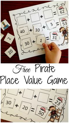 Practice place value skills with this free game. Though not exactly expanded form, will get children thinking that way and creating equations with place value in mind.