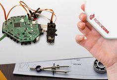 RoboCore - a robotic central nervous system for home-built robots.