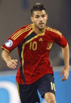 Los jugadores del Mundial 2010: Cesc Fabregas - España - World Cup 2010 - jugadores sexys mundial 2010