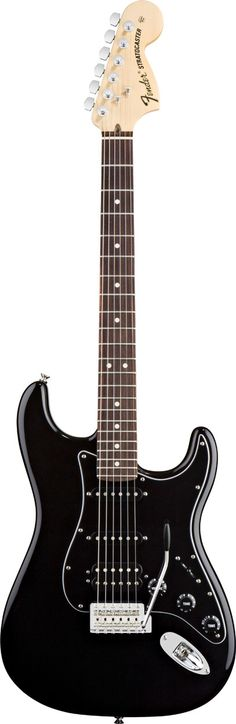 Fender American Special HSS Strat - fantastic versatile tone, and much less than an Amercian Standard Strat