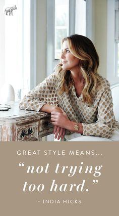 Delve into her world, shop the look, and seewhat she thinks makes for an extraordinary life of design.