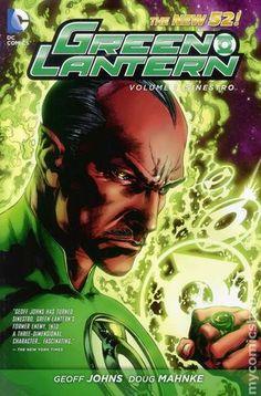 Green Lantern, Vol. 1: Sinestro (Green Lantern Vol. V #1) by Geoff Johns, Doug Mahnke (Illustrator)