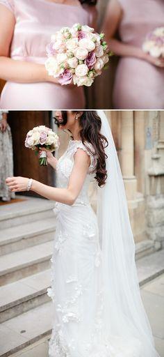 A wedding at Claridges in London with a Yolan Cris and Jenny Packham esme wedding dress 0085 Sophisticated Elegance At Claridges.
