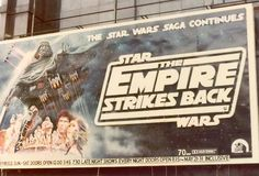 Look back at what critics said in 1980 about the sequel to Star Wars, now considered a classic. Star Wars Film, 1980s Films, Late Night Show, Cloud City, Seven Years Old, Original Trilogy, The Empire Strikes Back, S Star, Filmmaking