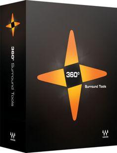 Waves 360° Surround Tools Plugin Bundle #ad